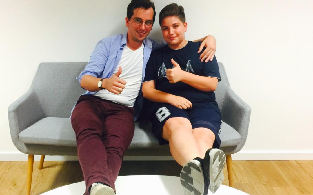 Interview mit Netzwerk-Koordinator & Mentor Florian Bier