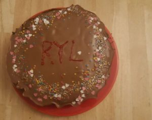ROCK YOUR LIFE! Kuchen